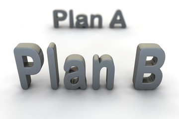 Plan B - oder?
