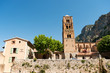 Church in Moustiers st marie
