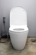 toilet at office