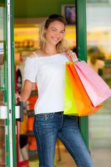 Shopping et course