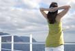 Enjoying life at sea