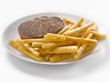 Steak haché-frites