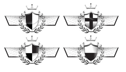 Emblems Metal Protection