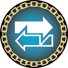 Vector secure transaction symbol