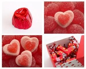 Friandises St Valentin