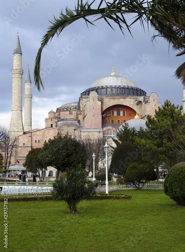 Hagia Sophia (Aya Sofia) Mosque