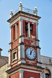 Clocktower. Bisceglie. Apulia.