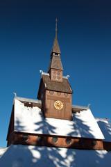 Turmuhr Stabkirche Hahnenklee