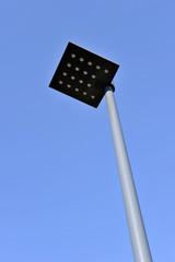 lampadaire public a led