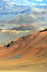 Volcano crater 2