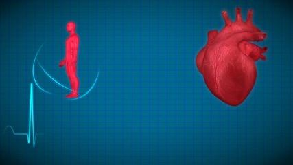 Leistungsmonitor Herz und Kreislauf