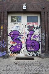 SO 36 / Kiez Berlin-Kreuzberg 36