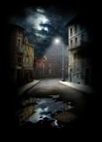 Night Street - Fine Art prints