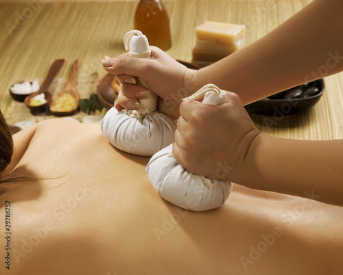 Spa Thai Massage