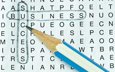 business wordsearch