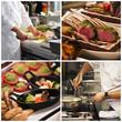 Montage cuisine, plats salés
