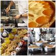 Montage cuisine, desserts