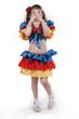 Little girl dancer.