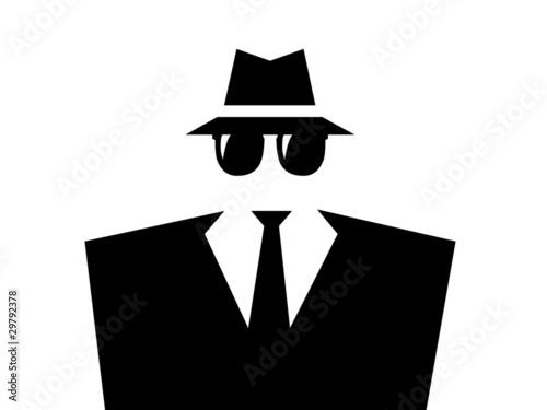 canvas print picture Gangsta avatar