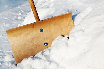 Schneeschieber 448