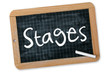 "Ardoise ""Stages"""