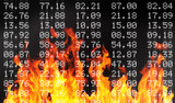 Stock market numbers & fire