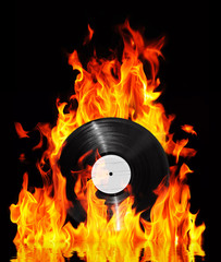 record and fire