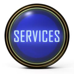 Black Gold button Services