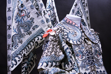 chinese opera cloth