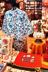Caftan on display at Grand Bazaar