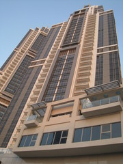 Skyscraper in Dubai, UAE