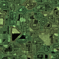 PCB -  Printed circuit background