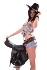 Cowgirl X