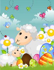 Agnellini di Pasqua