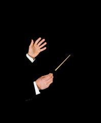 Conductor hands