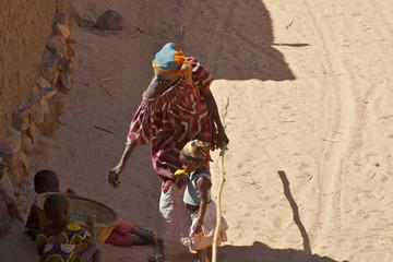 Dogon woman