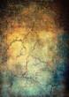 Grunge background with cracks