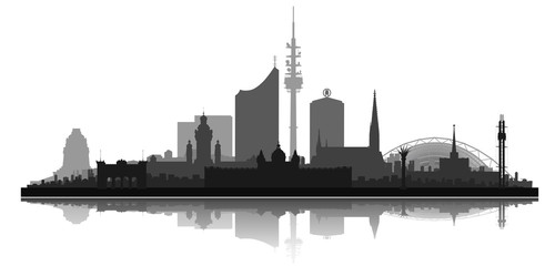 Leipzig City reduziert