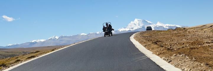 tibet: mount naimonanyi (or gurla mandhata peak)