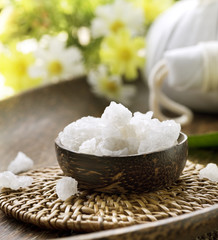 Spa. Bath Sea Salt