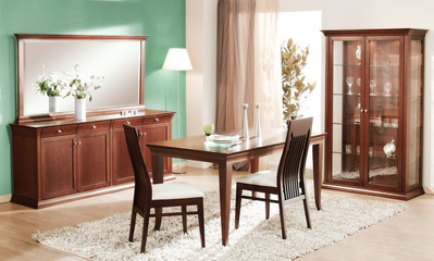 dinning room classic style