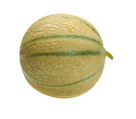 melon Cantaloupe, isolated