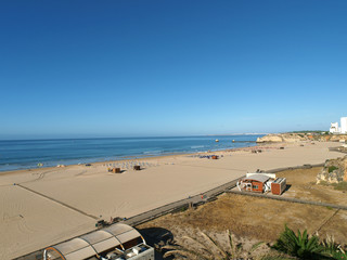 One of the most beautiful beaches in Europe - Praia da Rocha