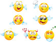 Collection of smileys