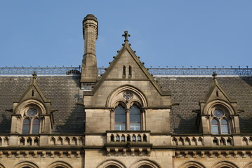 Manchester - Town Hall