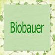 schild, plakat, begriff: biobauer