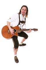 Bayrischer Musiker