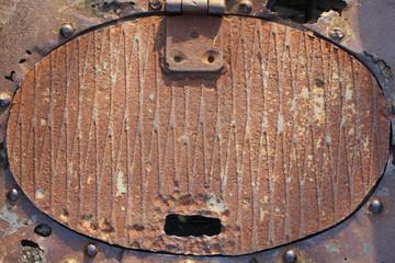 Trampilla oxidada