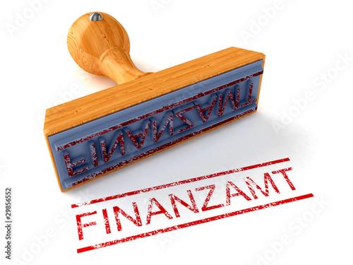 Stempel - Finanzamt