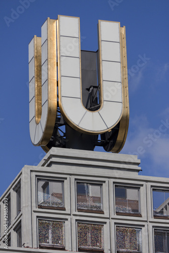 Dortmunder U - Dortmund U Tower